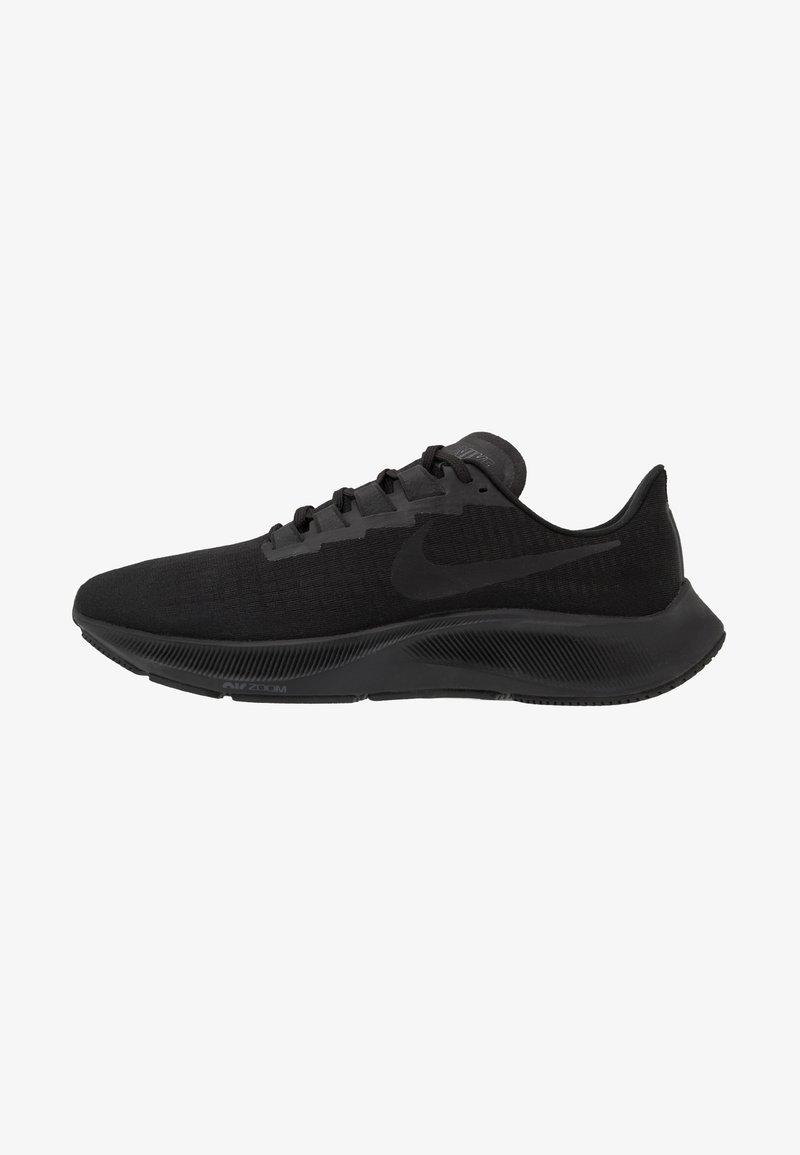 Nike Performance - AIR ZOOM PEGASUS 37 - Obuwie do biegania treningowe - black/dark smoke grey