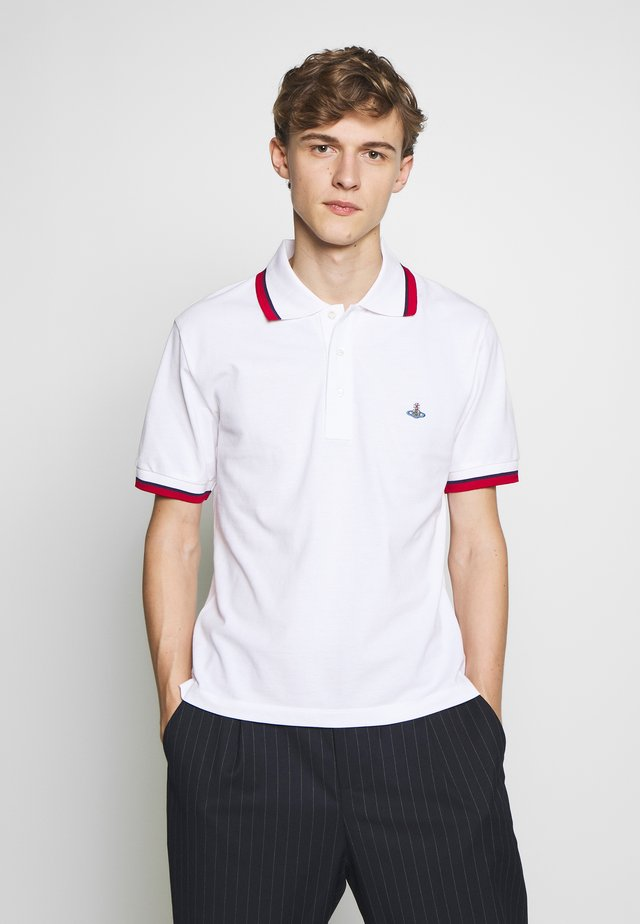 NEW POLO - Polo - white