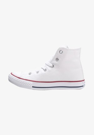 CHUCK TAYLOR ALL STAR  - Sneakers alte - optical white