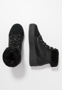 Blauer - MADELINE - Kotníková obuv - black - 3