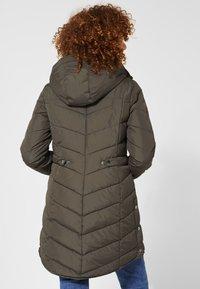Street One - Winter coat - green - 2