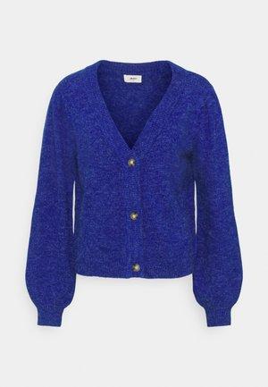 OBJEVE NONSIA CARDIGAN - Cardigan - mazarine blue