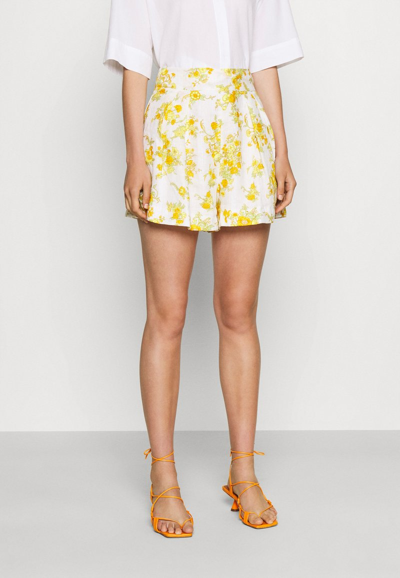 Faithfull the brand - ONDINE - Shorts - yellow