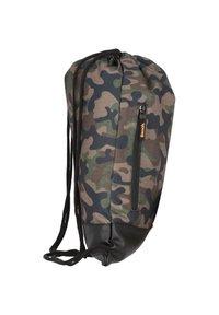 Bench - CLASSIC  - Drawstring sports bag - olivgruen - 3