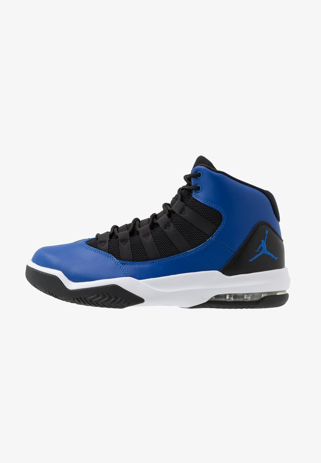 MAX AURA - Sneakers high - game royal/black/white