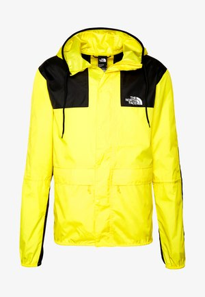 SEASONAL MOUNTAIN  - Windbreaker - lemon