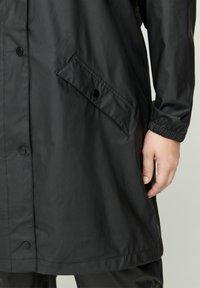 Zizzi - Waterproof jacket - black - 3