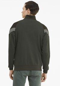 Puma - Training jacket - thyme - 2