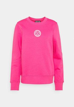 Sweatshirt - pink/gold