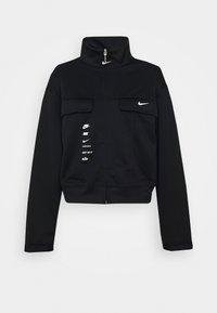Nike Sportswear - Veste de survêtement - black/white - 4