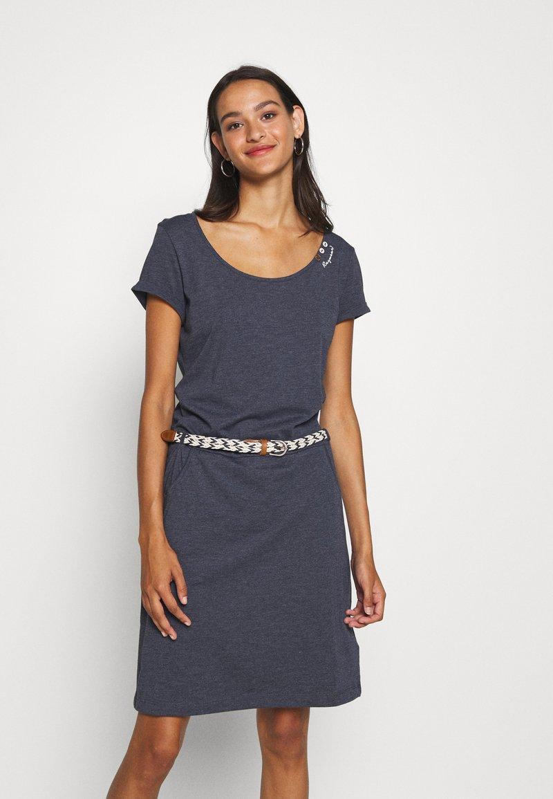 Ragwear - MONTANA  - Žerzejové šaty - navy