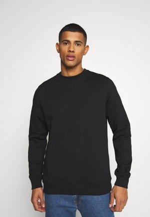 CREW NECK  - Sweatshirts - black