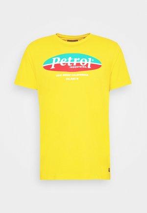 T-shirt print - lemon