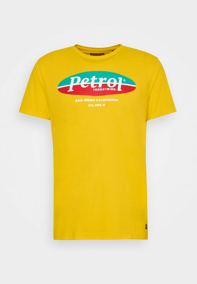 T-shirt con stampa - lemon