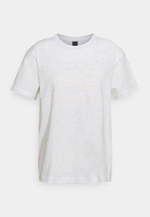 T-shirt basic - grey marl
