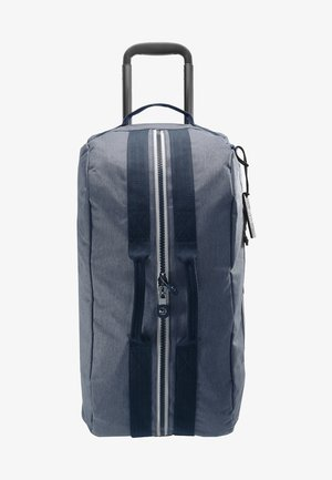 DEVIN ON WHEELS - Wheeled suitcase - charcoal