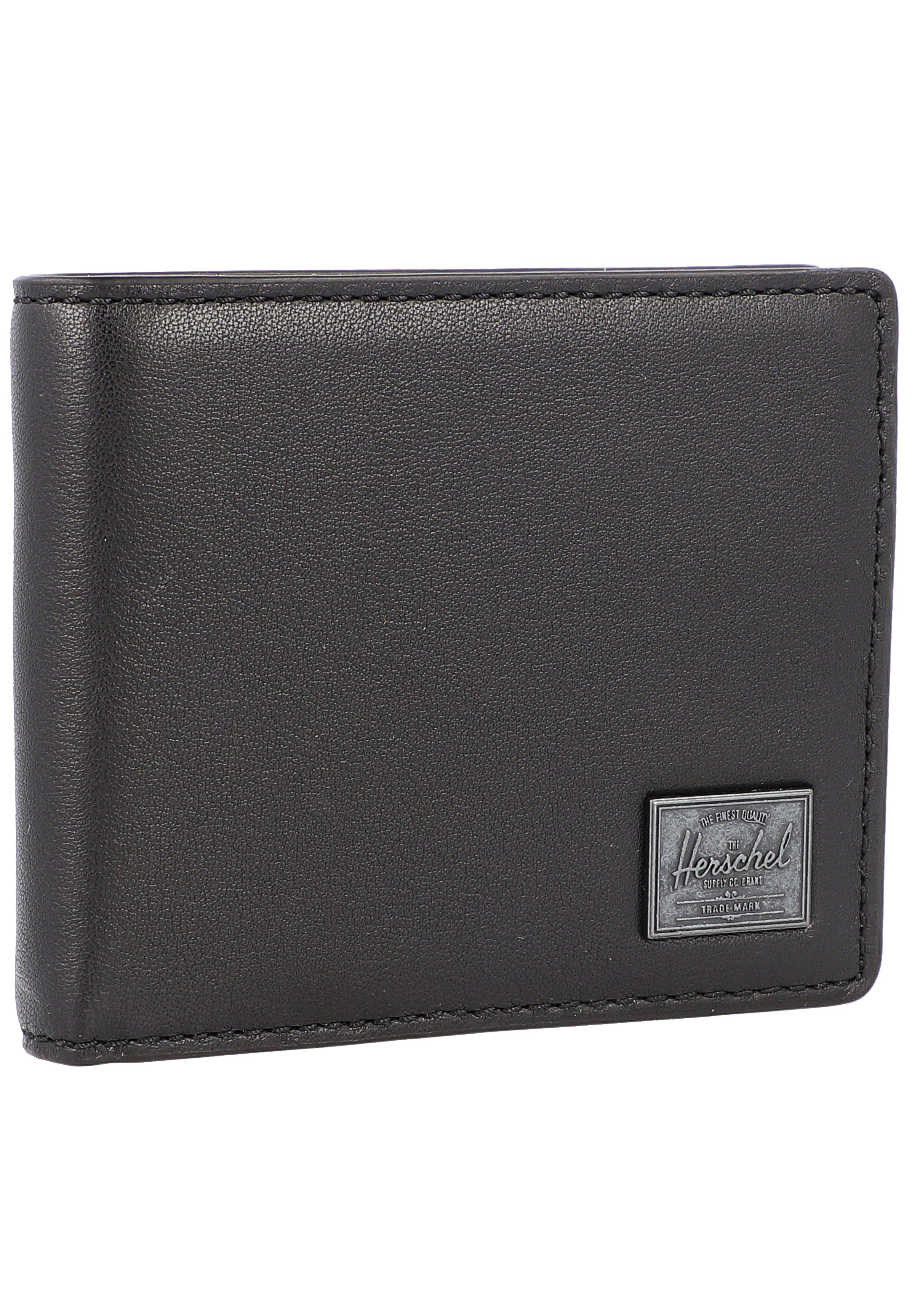 Herschel Geldbörse - black/schwarz - Herrentaschen Nl3L1