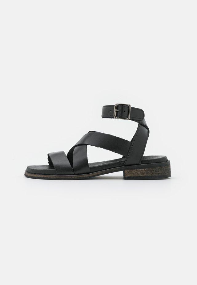 JOANA - Sandalen - black