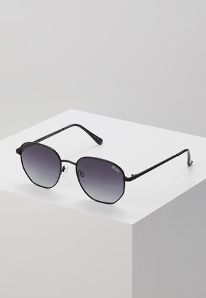 BIG TIME - Sunglasses - black/smoke