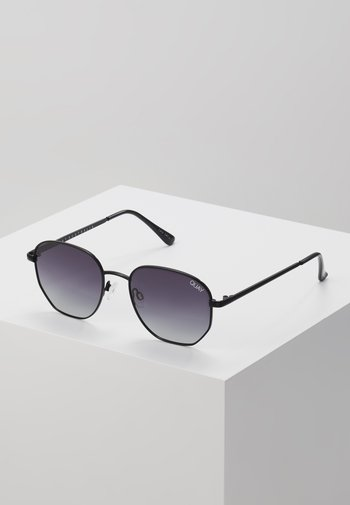 BIG TIME - Sunglasses - black/smoke