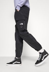 The North Face - STEEP TECH LIGHT PANT - Cargo trousers - black - 5