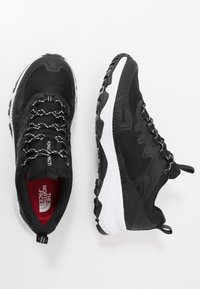 The North Face - WOMEN'S ULTRA FASTPACK IV FUTURELIGHT - Hiking shoes - black/white - 1