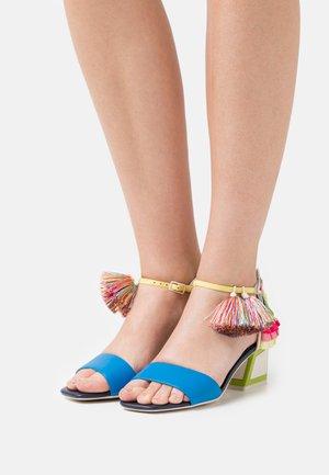 KAY - Sandals - blue/multicolor