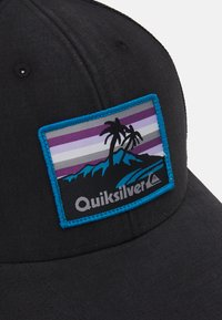 Quiksilver - CLEAN MEANIE UNISEX - Cap - black - 3