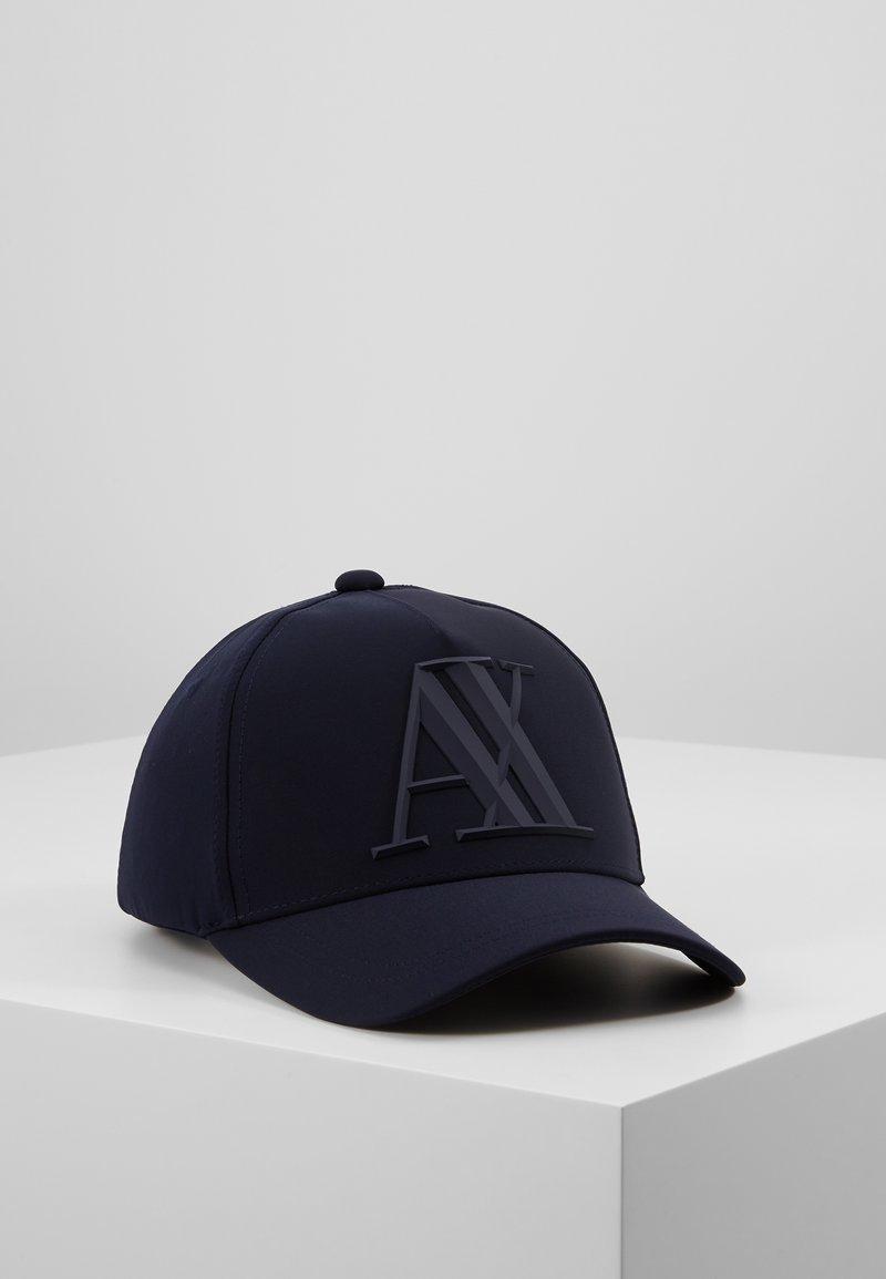 Armani Exchange - Cap - navy