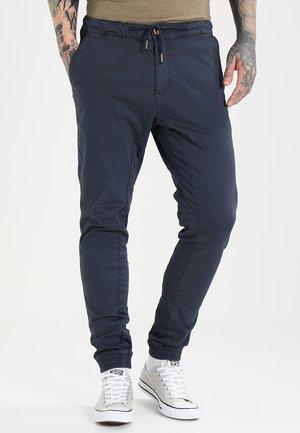 Kalhoty - mood indigo blue