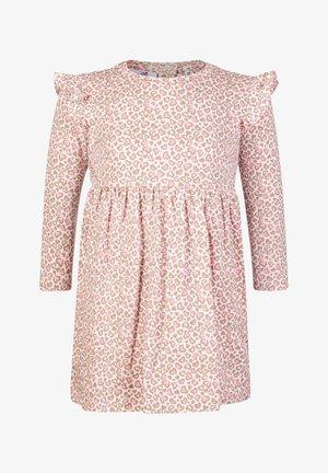 LEO HERZ - Jersey dress - rose