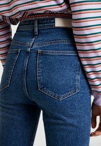 ZIGGY Denim - MEET MY MUM STRETCH - Relaxed fit jeans - dark blue eyes - 3