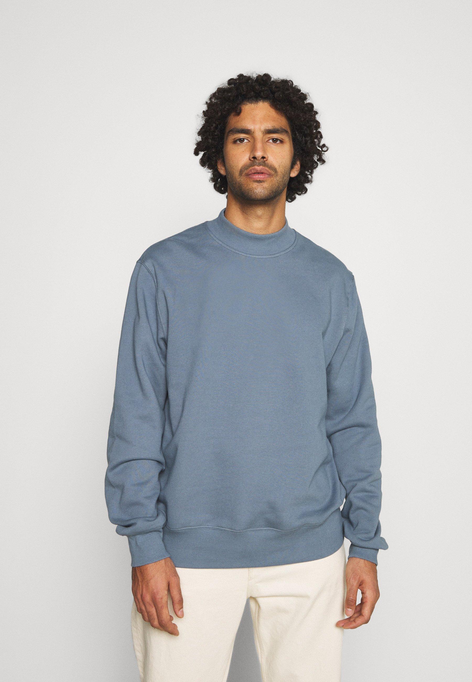Men SWEATSHIRT  - Sweatshirt - turquoise