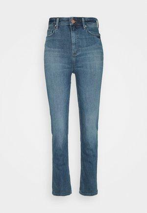 SOPHIA - Jeans straight leg - blue denim