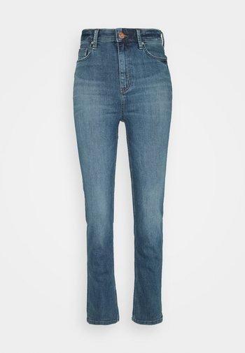 SOPHIA - Straight leg jeans - blue denim