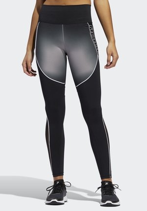 BELIEVE THIS 2.0 SPORT HACK 7/8 LEGGINGS - Tights - black