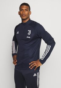 adidas Performance - JUVENTUS AEROREADY SPORTS FOOTBALL - Club wear - blue/grey - 0