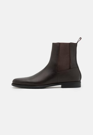 KYRON - Classic ankle boots - dark brown
