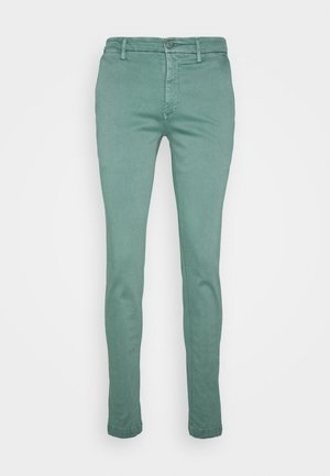 ZEUMAR HYPERFLEX  - Jeans Slim Fit - jade green
