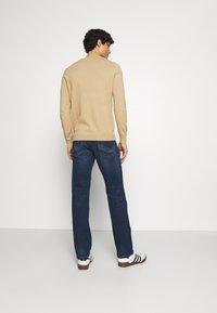 TOM TAILOR - MARVIN - Straight leg jeans - stone blue tint - 2