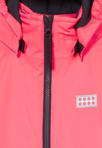 LEGO Wear - LWJODIE 700 - Snowboard jacket - coral red - 5