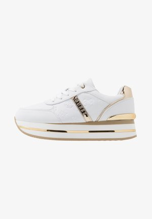 DAFNEE - Trainers - white