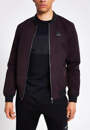 Bomber Jacket - purple