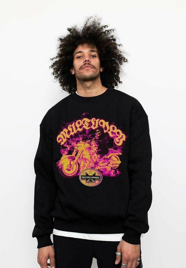 RIDER - Sweater - black
