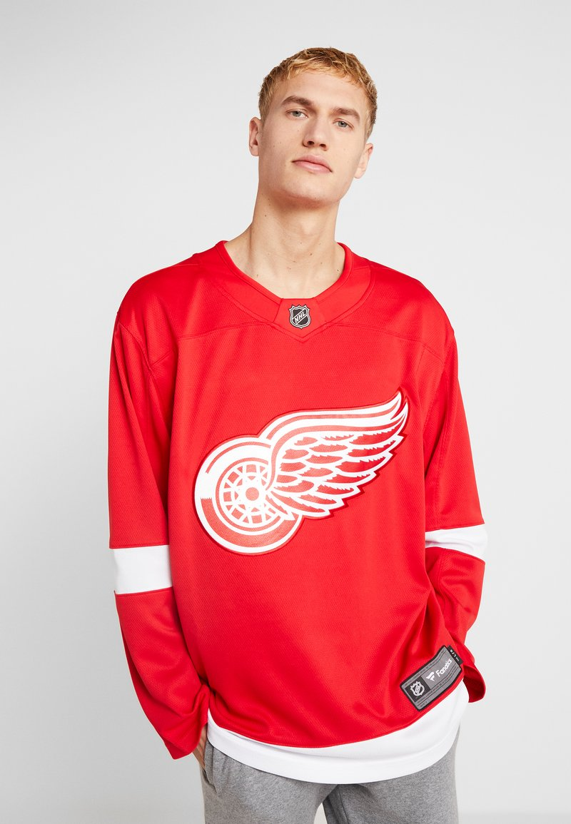 Fanatics - NHL DETROIT RED WINGS BRANDED HOME BREAKAWAY - Article de supporter - red