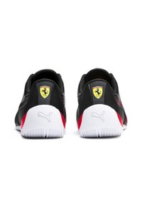 Puma - Sneakers basse - black/rosso corsa - 4