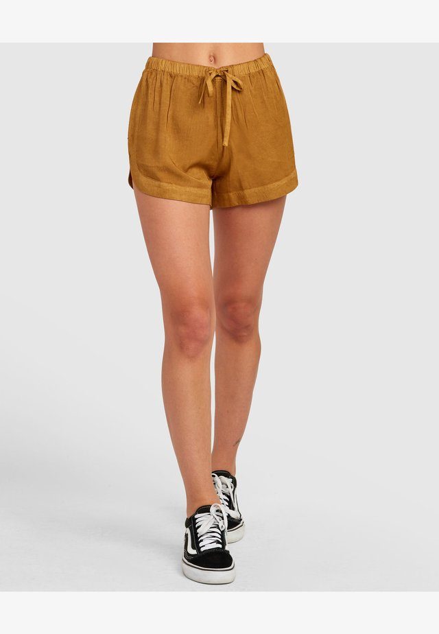 NEW YUME - Shorts - antique bronze