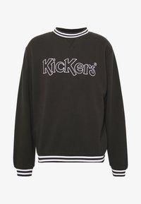 Kickers Classics - CLASSIC CREWNECK  - Bluza - black - 4