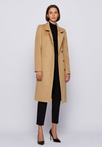 BOSS - CETIVA - Classic coat - light brown - 1