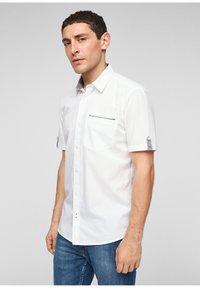 s.Oliver - Shirt - white - 0